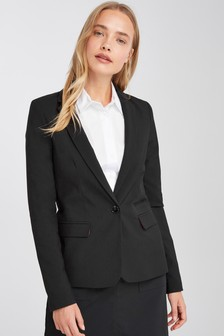 Super Slim Single Breasted Jacket