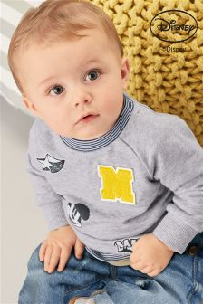 Mickey Mouse™ Sweat Top (0mths-2yrs)