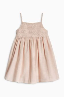 Shirred Dress (3mths-6yrs)