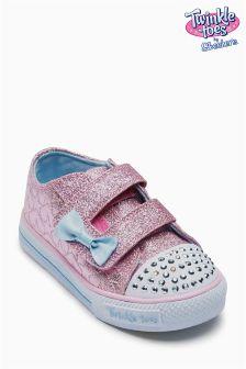 Skechers® Pink Twinkle Toes