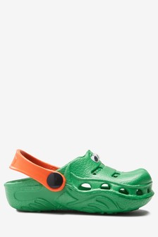 EVA Crocodile Clogs (Younger Boys)
