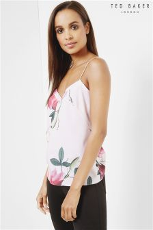 Ted Baker Nude Pink Citrus Bloom Cami