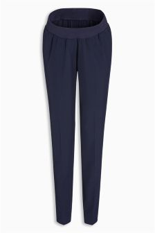 Maternity Taper Trousers