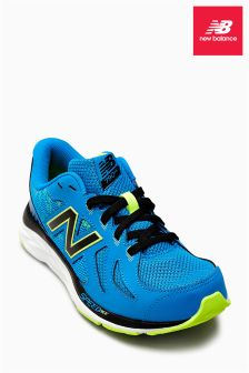 New Balance 790 Blue/Green Trainer