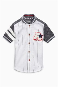 Baseball Shirt (3mths-6yrs)