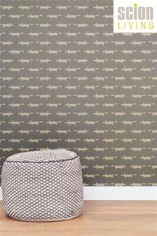 Scion Little Silver Fox Wallpaper