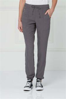 Tencel® Linen Joggers