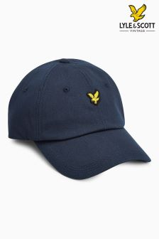 Lyle & Scott Logo Baseball Cap