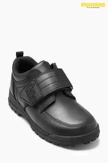 Minions Single Strap Shoes (Older Boys)