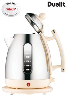 Dualit 1.5L Cream Jug Kettle