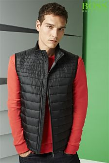 Boss Green Veon Quilted Gilet