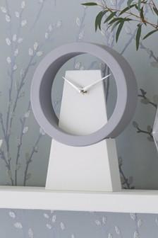 Contemporary Mantle Clock
