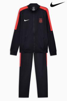 Nike Black Neymar Tracksuit