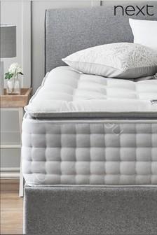 2000 Pocket Sprung Luxury Pillow Top Firm Mattress