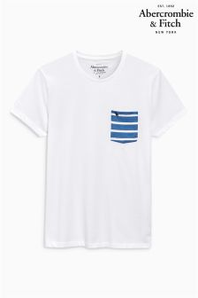 Abercrombie & Fitch Pocket T-Shirt