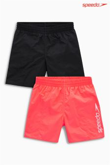 Speedo 2 Pack Swim Shorts