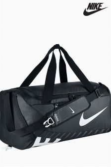 Nike Black Alpha Adapt Duffle Bag