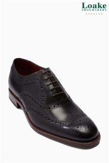 Loake Fearnley Brogue Shoe