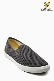 Lyle & Scott Ettrick Mesh Slip-On