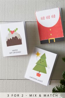 18 Christmas Icon Cards