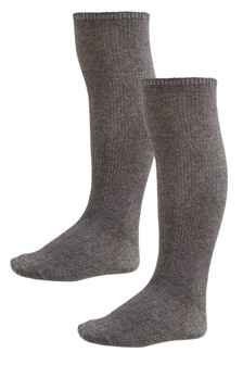 Over The Knee Socks Two Pack (Older Girls)