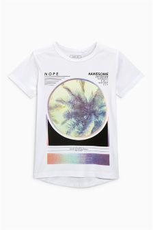 Nope Print T-Shirt (3-16yrs)