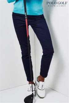 Ralph Lauren Golf Navy Skinny Pant