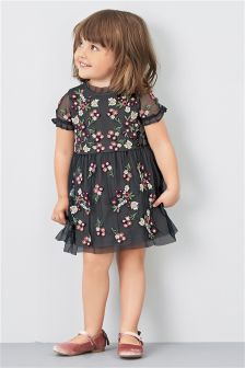 Embellished Dress (3mths-6yrs)