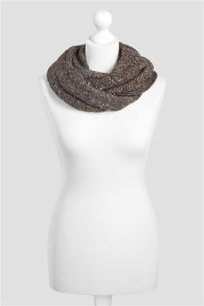 Sparkle Knit Snood