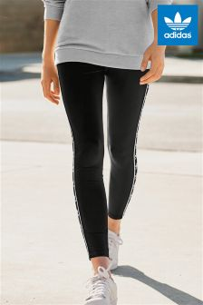 adidas Originals Black Logo Legging