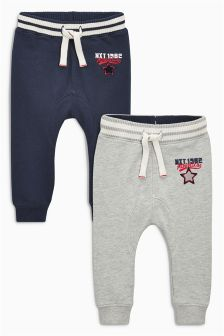 Joggers Two Pack (3mths-6yrs)