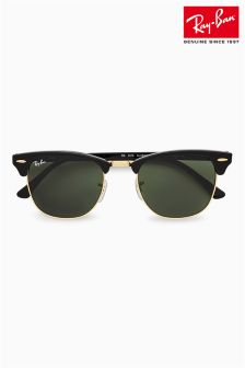 Ray-Ban® Clubmaster Black Sunglasses