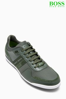 Boss Green Khaki Arkansas Trainer