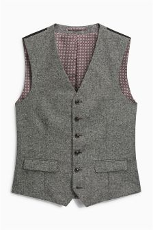 Donegal Waistcoat