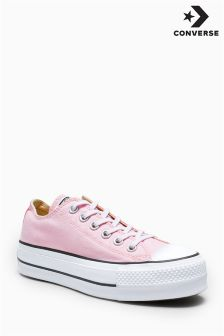 Converse Pink All Star Lift