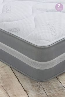 2000 Pocket Gel Infused Latex Medium Mattress