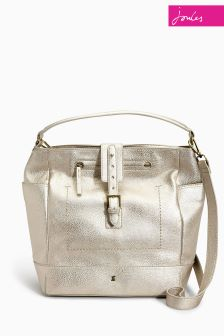 Joules Rose Gold Shoulder Bag