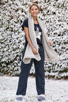 Foil Star Pyjamas