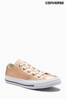 Converse Metallic Blush Gold Chuck Taylor All Star