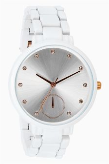 Oversize Silicone Watch