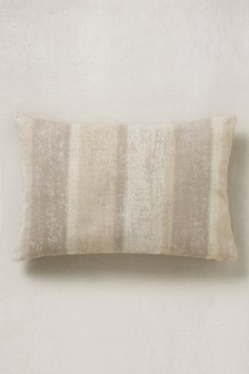 Jacquard Stripe Cushion