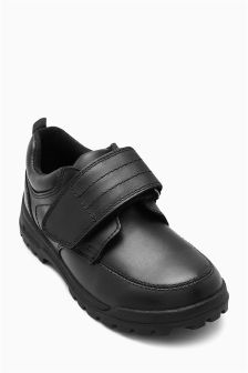 One Strap Shoes With Animated Keyring (Older Boys)