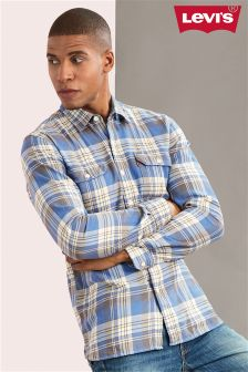 Levi's® Dutch Blue Jackson Worker Check Shirt