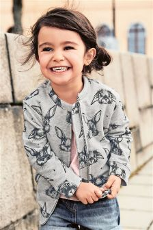 Rabbit Print Bomber (3mths-6yrs)