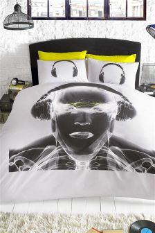 Hashtag Bedding Beats Duvet Set