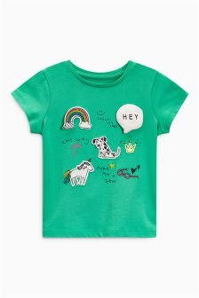 Character T-Shirt (3mths-6yrs)