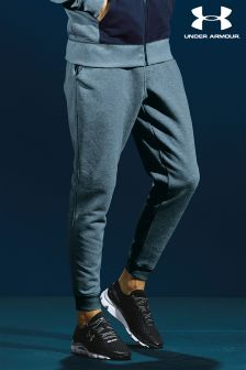 Under Armour Navy Storm Rival Jogger