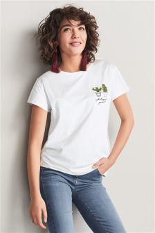 Graphic Cactus T-Shirt