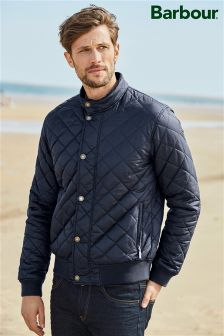 Barbour® Navy Moss Jacket