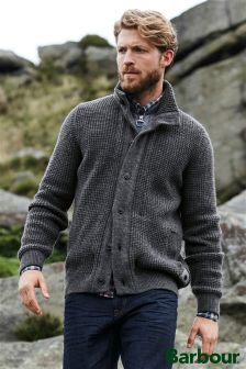 Barbour® Helm Button Through Jumper
